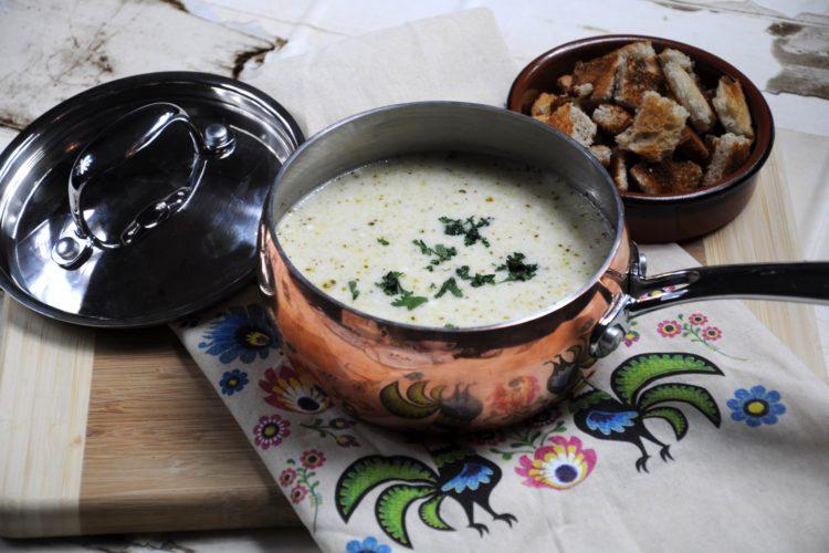 Genialna zupa czosnkowa