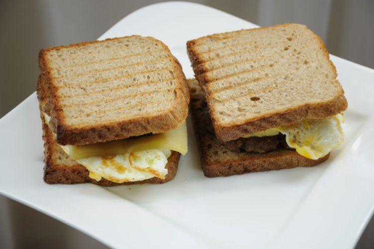 Wypasione śniadanie