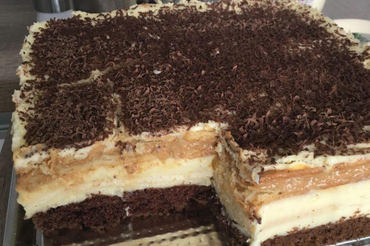 Słodko – słone ciasto – obłędne
