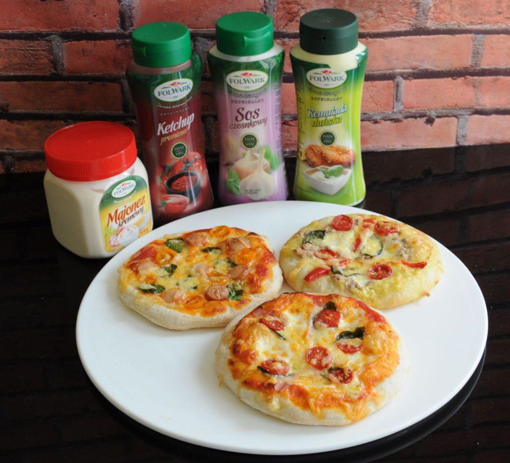 pizze 3 rodzaje