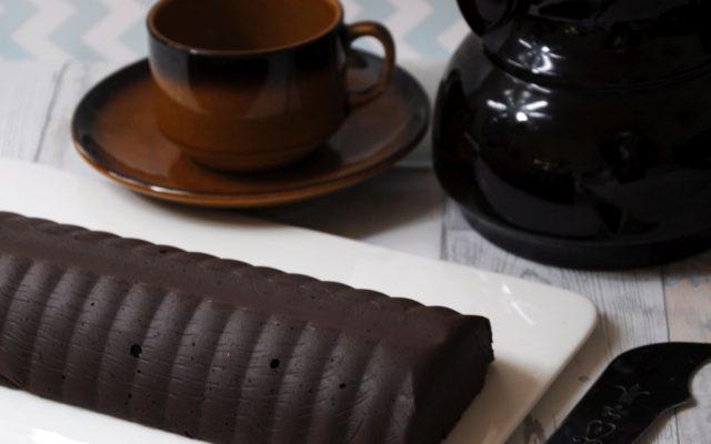 Blok czekoladowy jak za dawnych lat