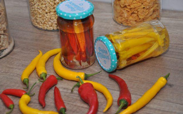 Papryczki chilli marynowane