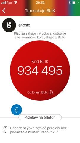 blik kod
