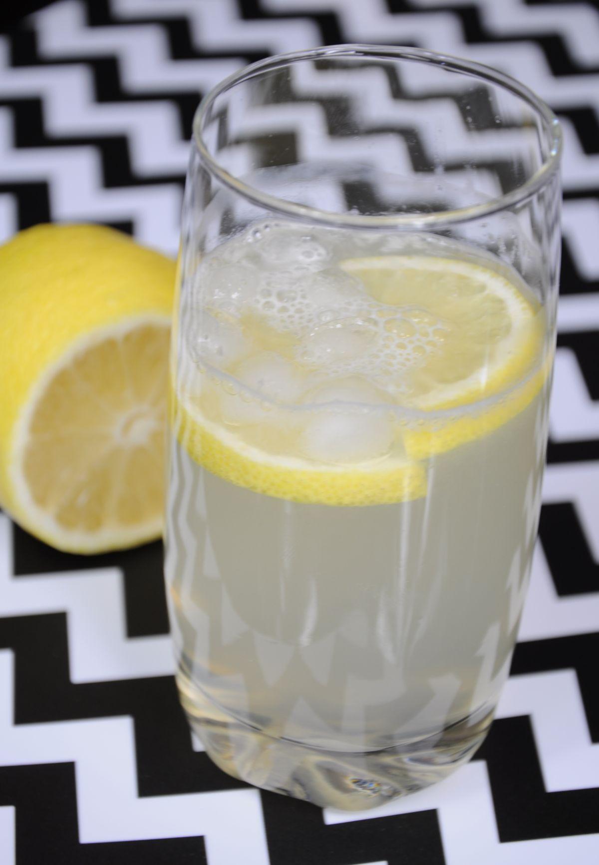 drink z cytryna