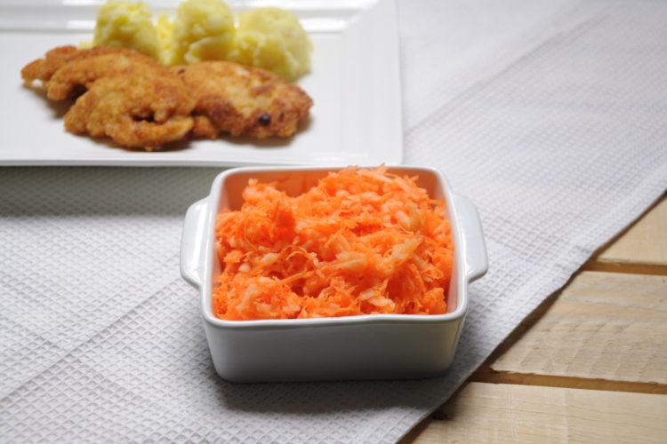 Marchewka do obiadu idealna dla dzieci