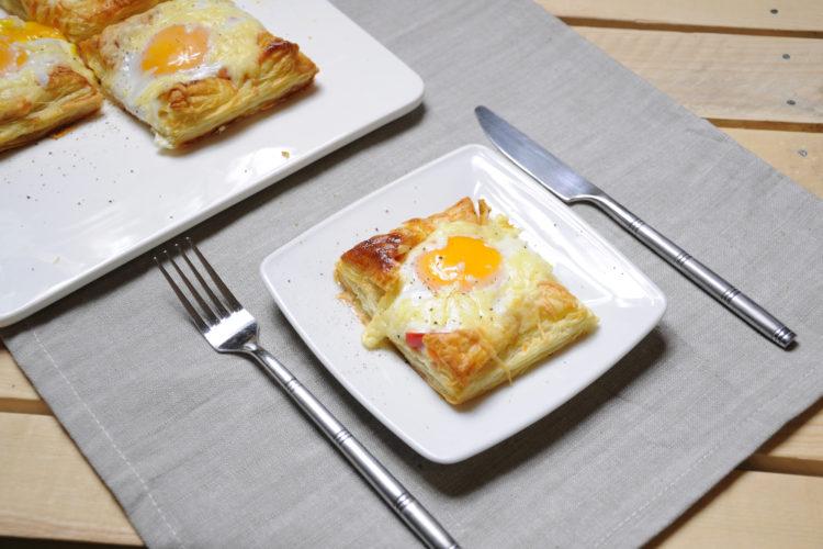 Jajko po francusku