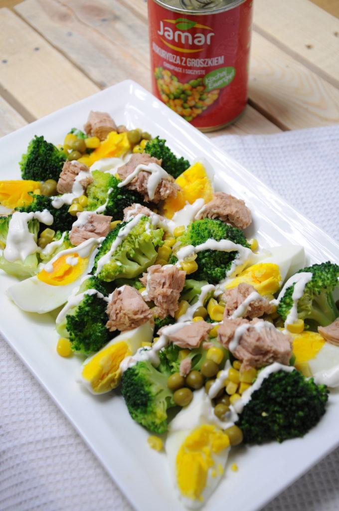 salatka z tunczykiem i brokulami1