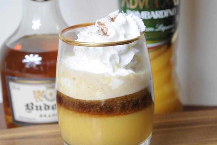 Bombardino – drink dla narciarzy z kawą