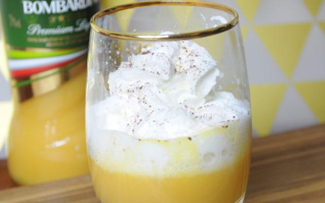 Bombardino – rozgrzewający drink dla narciarzy