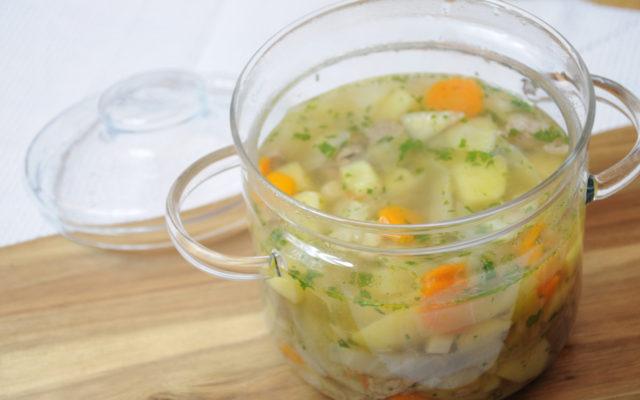 Paysanne – zupa chłopska