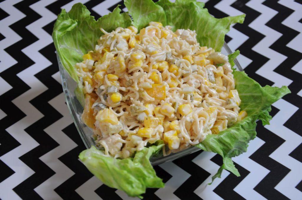 salatka z makaronem1