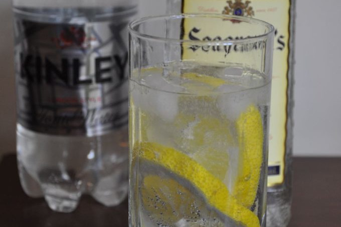 Zaskakujący drink z ginem